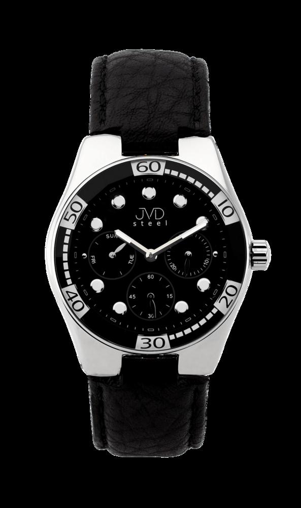 Náramkové hodinky Steel JVDW 52.2