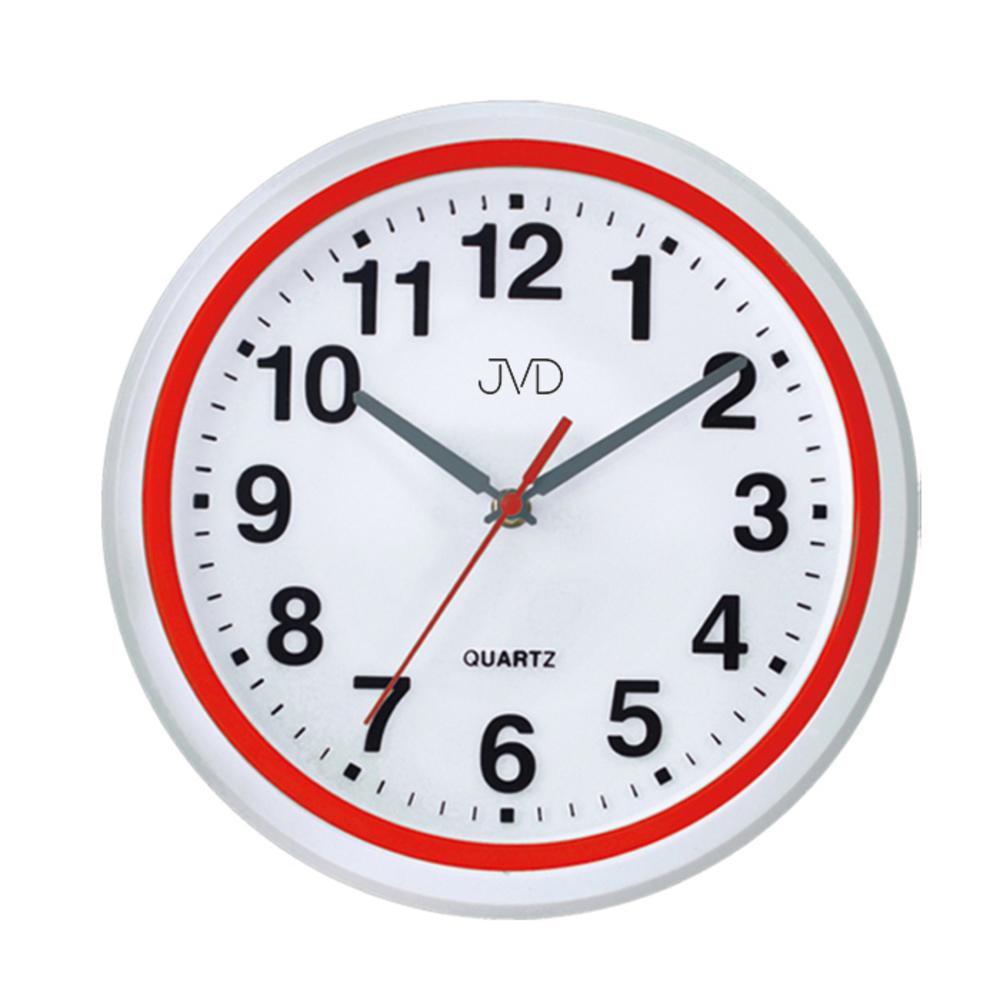 Nástěnné hodiny JVD quartz HA41.4