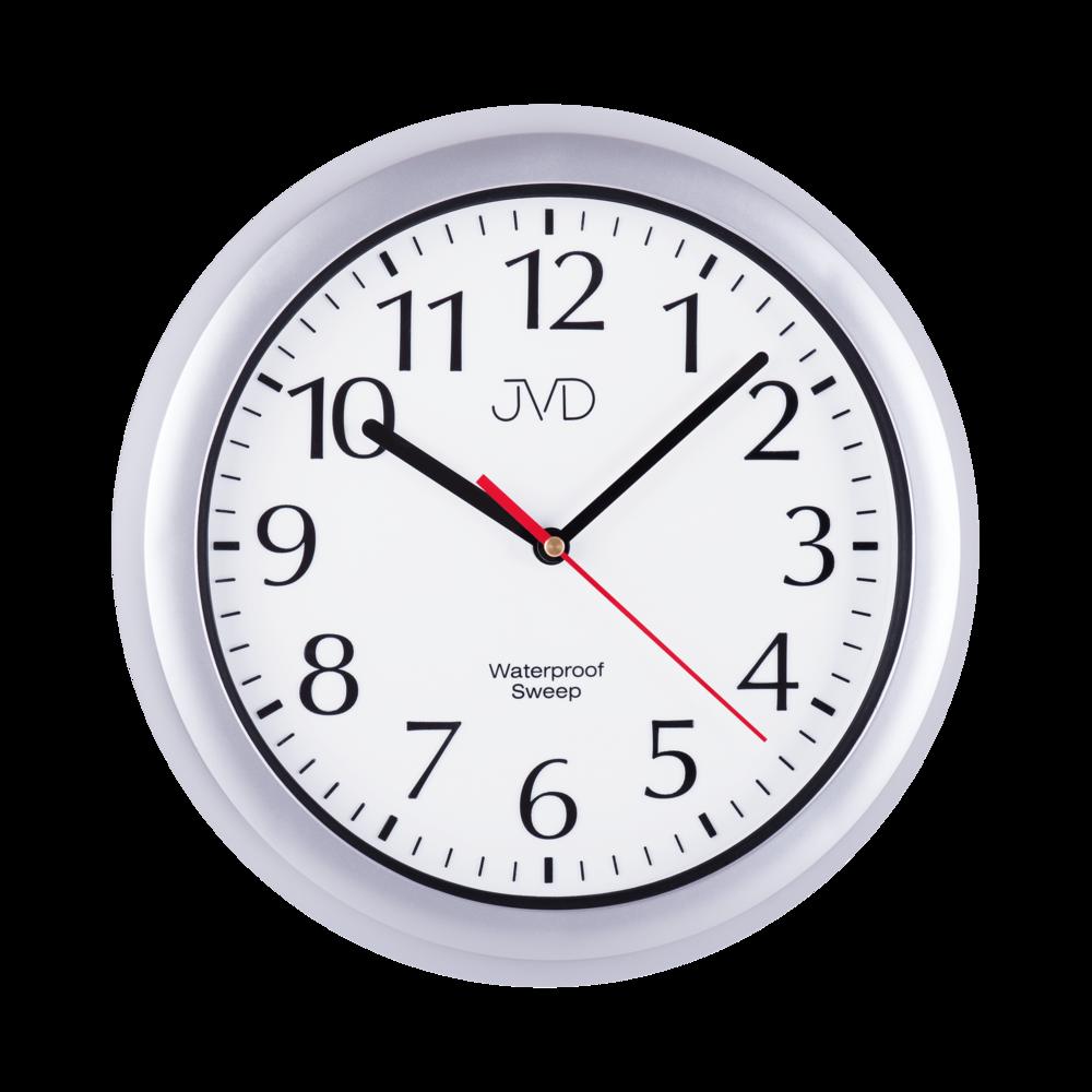 Koupelnové hodiny JVD quartz SH494.1