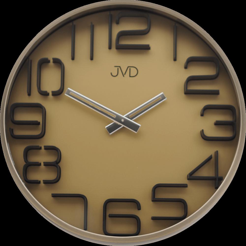 Nástěnné hodiny JVD HC18.4