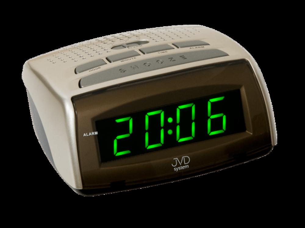 Svítící budík JVD system SB0720.2