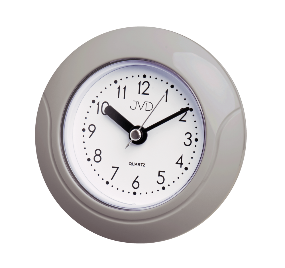 Koupelnové  hodiny JVD  SH33.2