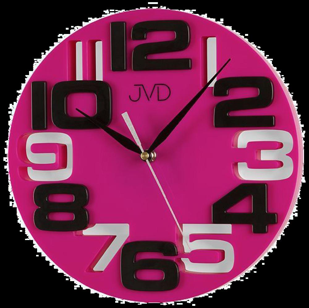Nástěnné hodiny JVD H107.5