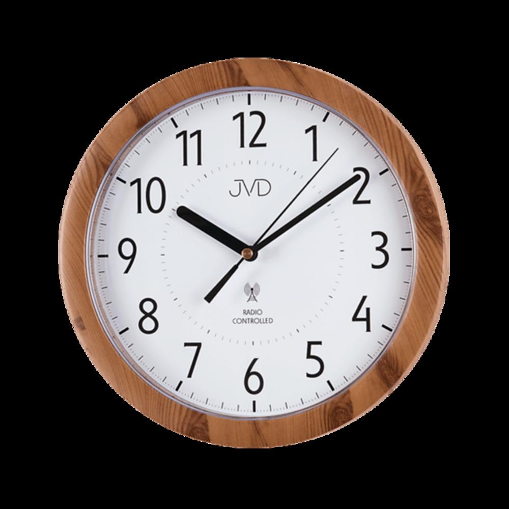 Rádiem řízené hodiny JVD RH612.8