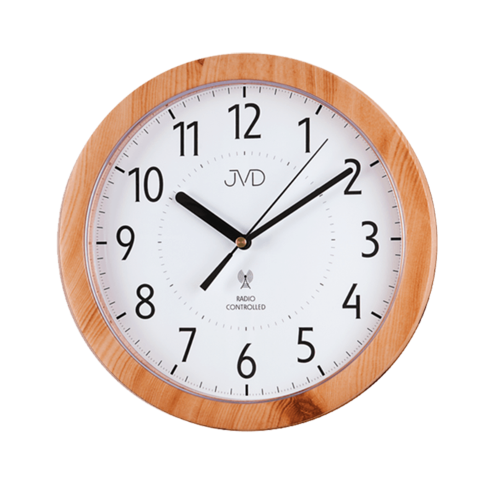 Rádiem řízené hodiny JVD RH612.7