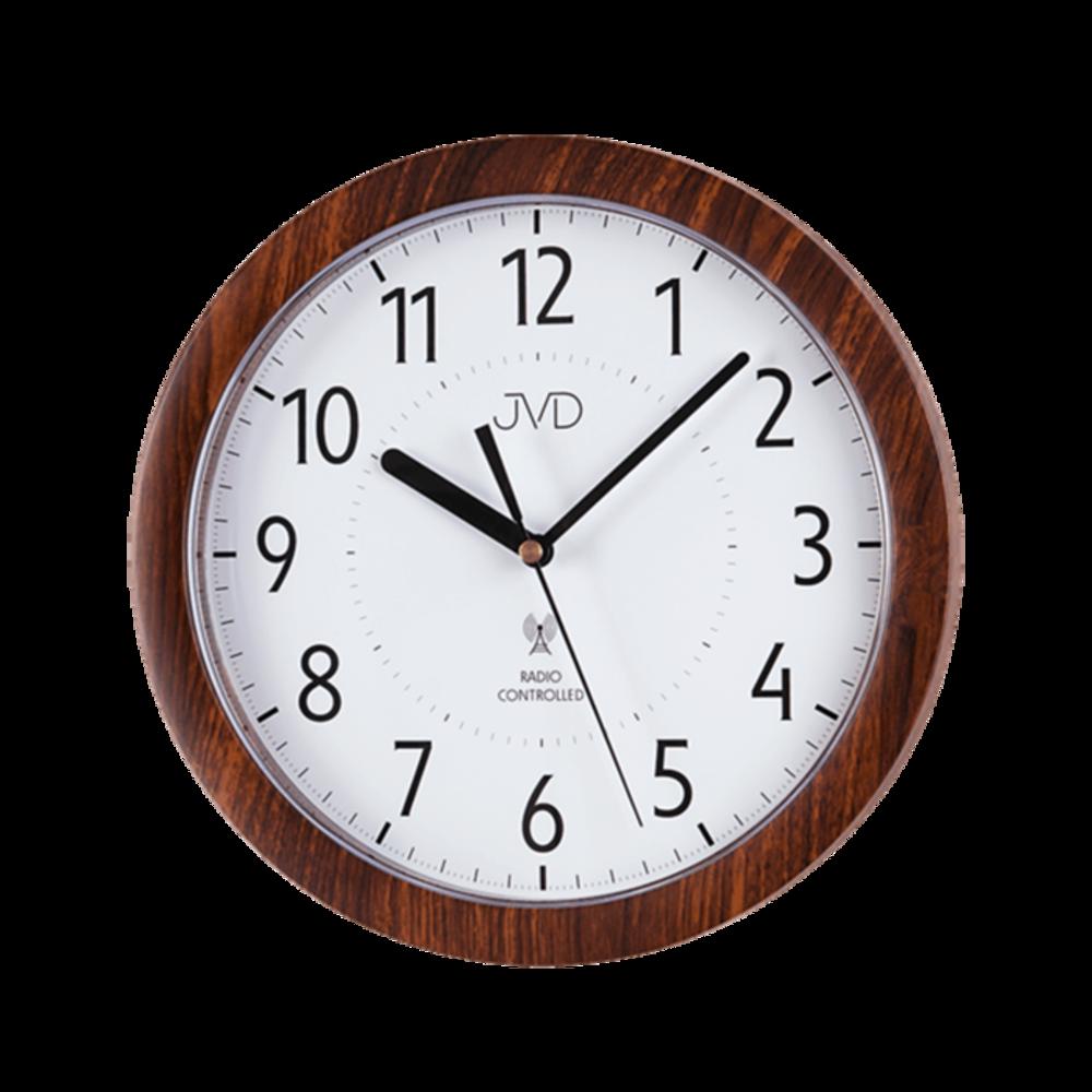 Rádiem řízené hodiny JVD RH612.9