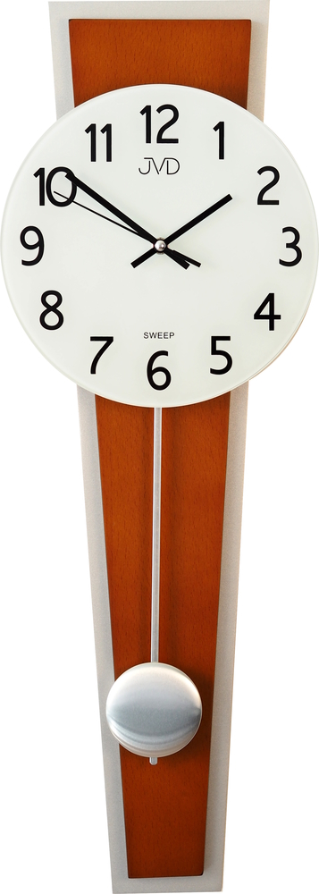 Nástěnné kyvadlové hodiny JVD NS17020/41