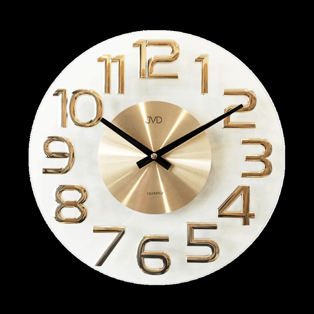 Nástěnné designové hodiny JVD HT098.1