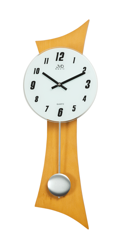 Nástěnné kyvadlové hodiny N27004/68