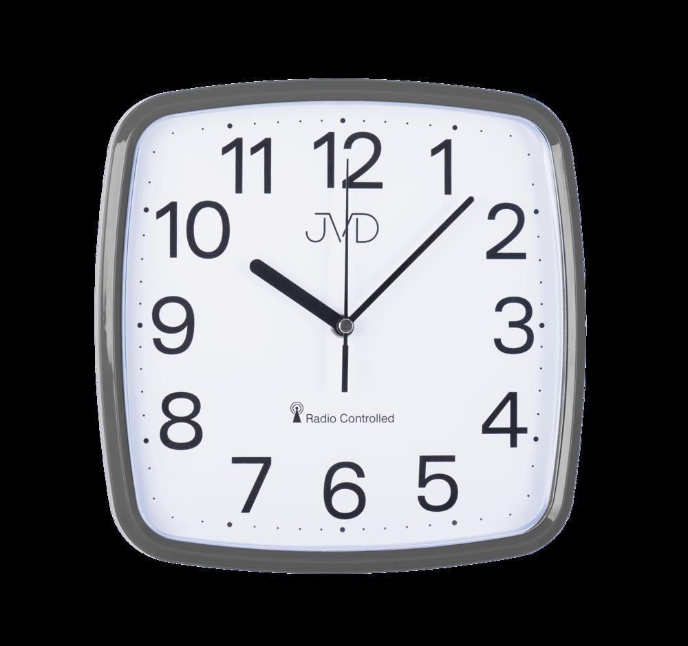 Rádiem řízené hodiny JVD RH616.6