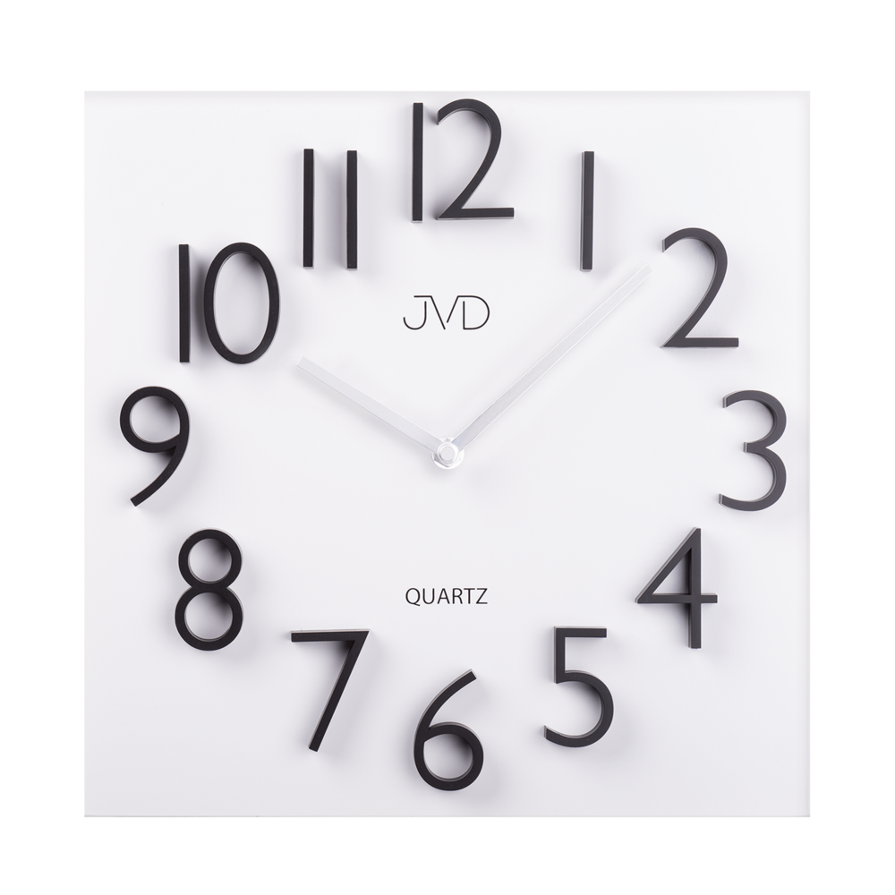 Nástěnné hodiny JVD HB17