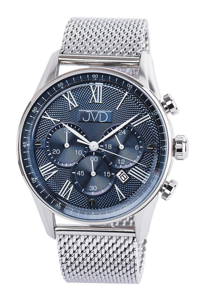 JVD Vodotěsné pánské náramkové hodinky JVD JE1001.1