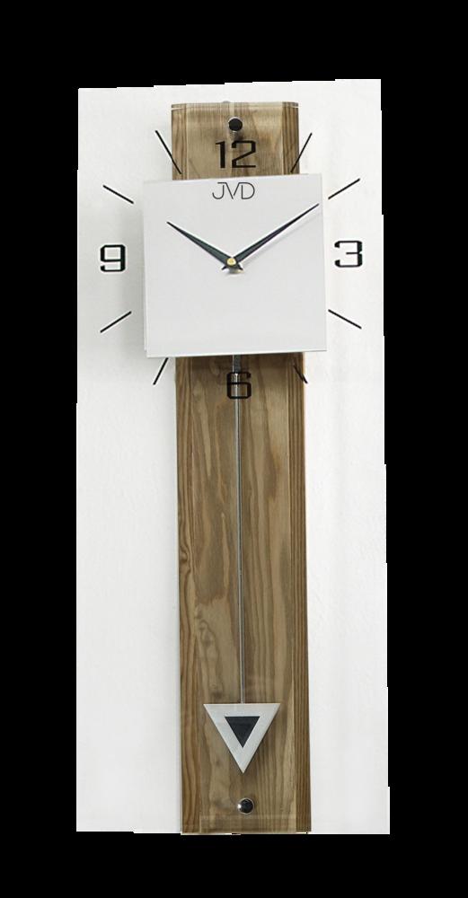 Nástěnné kyvadlové hodiny JVD Sweep NS2233/78
