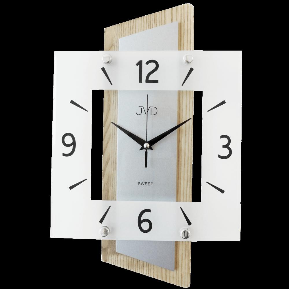 JVD Nástěnné hodiny JVD NS17012/78