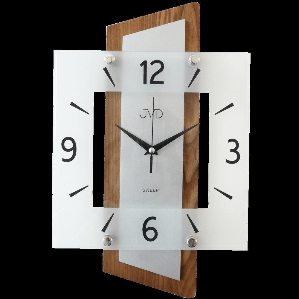 JVD Nástěnné hodiny JVD NS17012/11