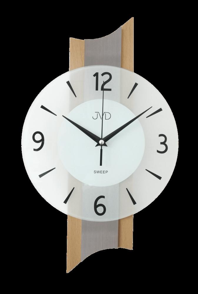 Nástěnné hodiny JVD NS19034.1