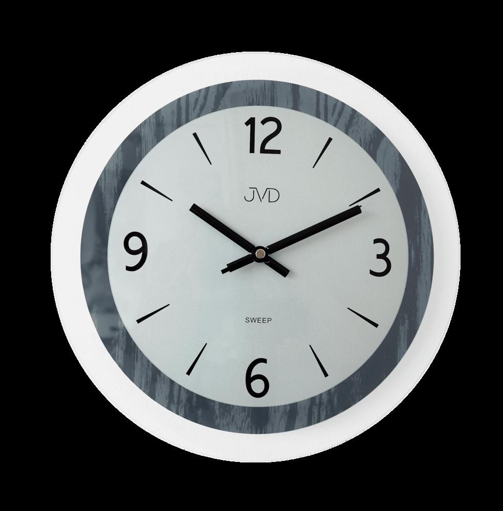 Nástěnné hodiny JVD NS19031.2