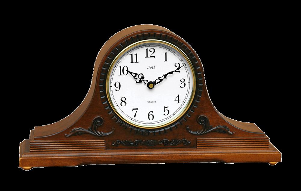 JVD Dřevěné stolní hodiny JVD HS11.1