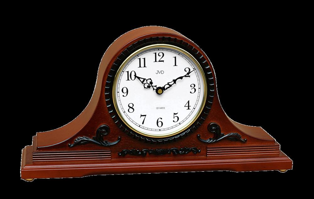 JVD Dřevěné stolní hodiny JVD HS11.3