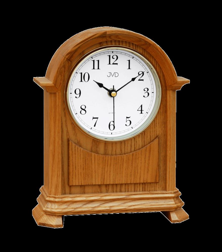 JVD Dřevěné stolní hodiny JVD HS12.1