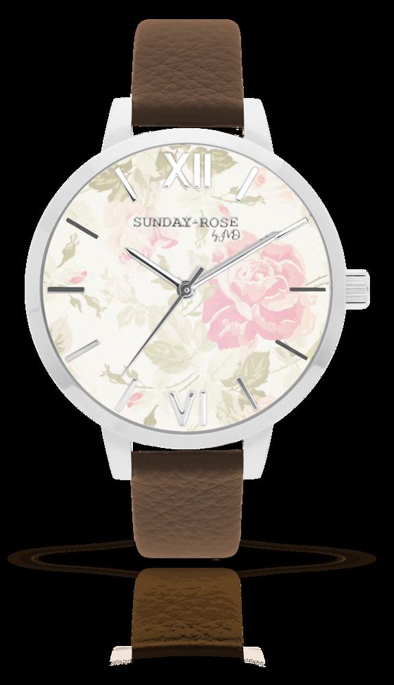 SUNDAY ROSE Alive VINTAGE FLOWERS