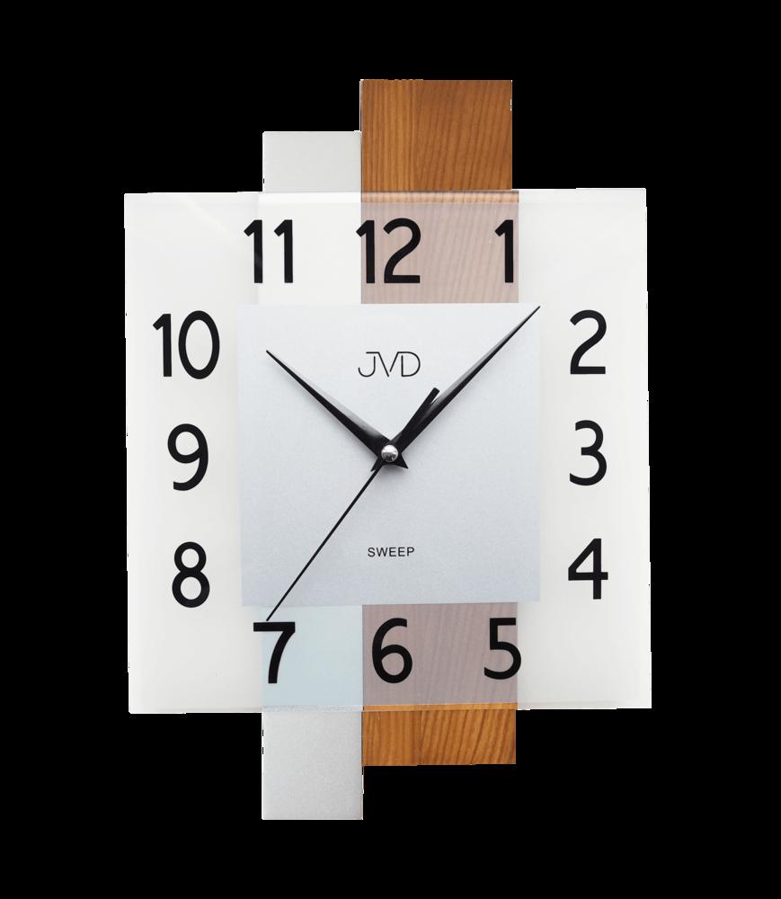 Nástěnné hodiny JVD NS19042.2