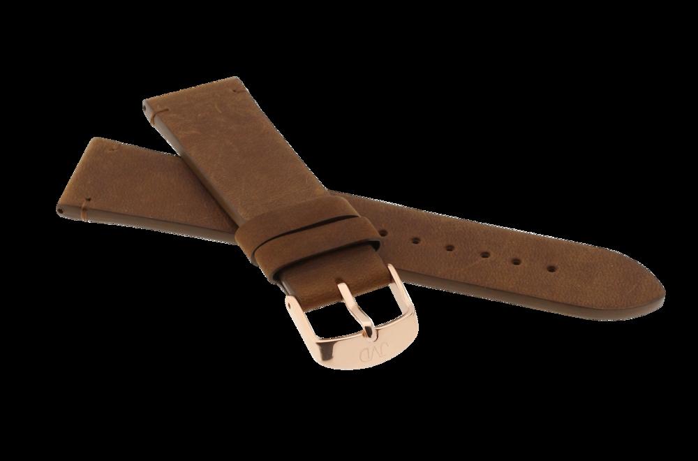 JVD Řemínek kožený RJZ 8001.4