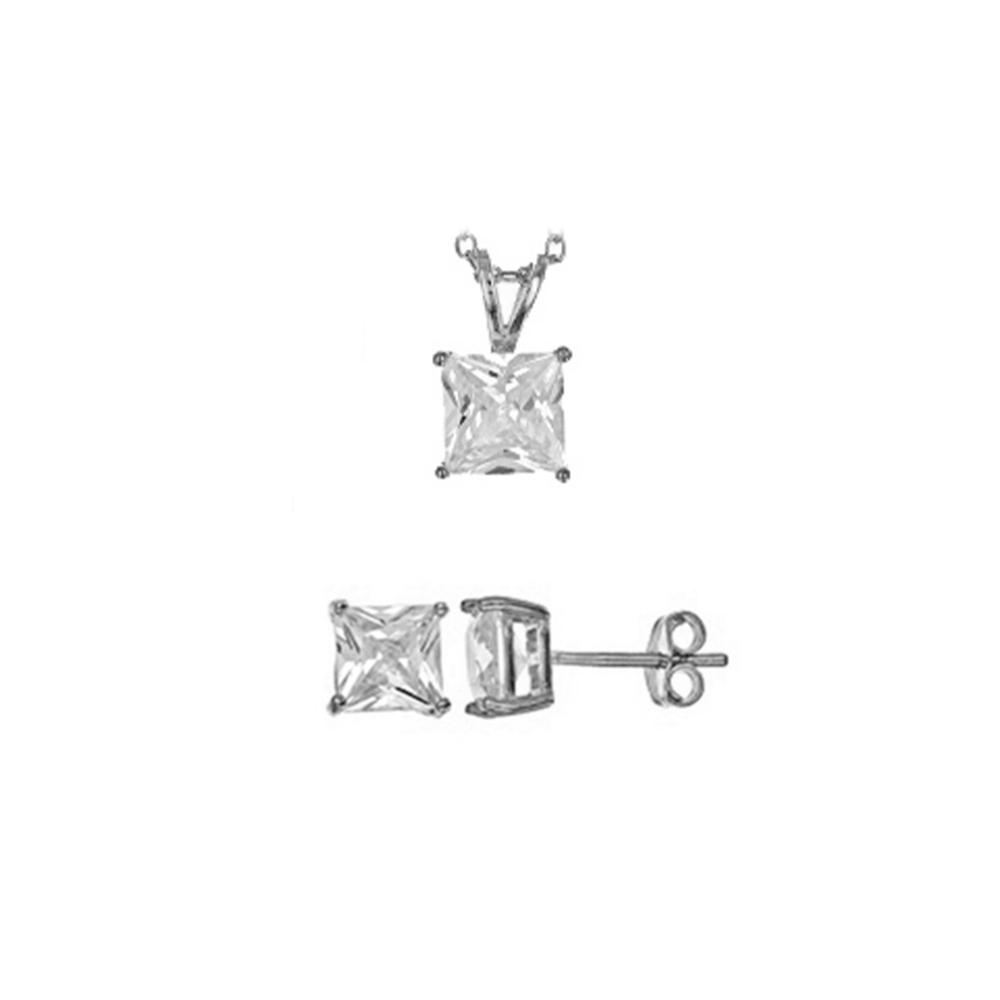 JVD Stříbrný Set SVLS0028SH2BI00