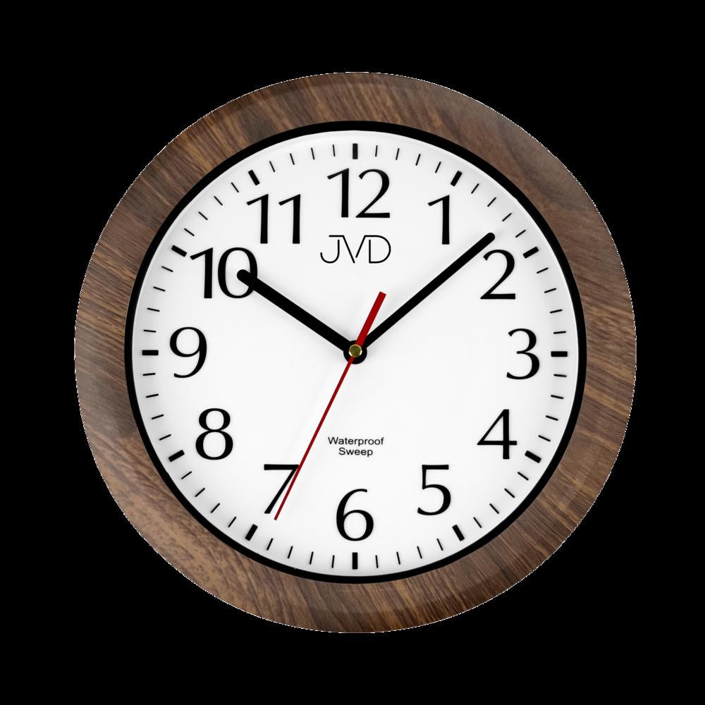 Koupelnové hodiny JVD SH494.2