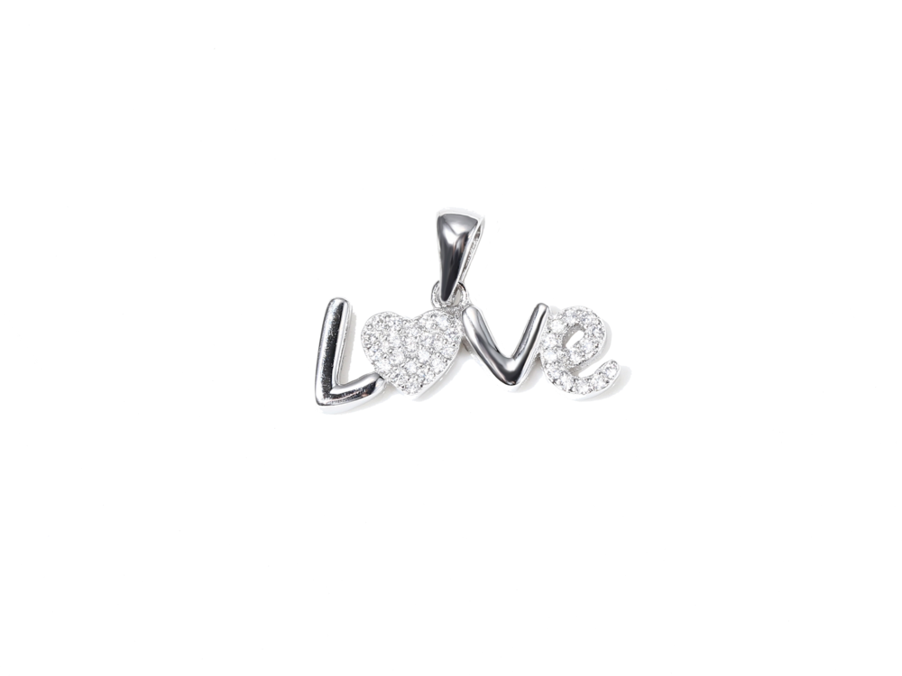JVD Stříbrný přívěsek SVLP0704XF3BI00