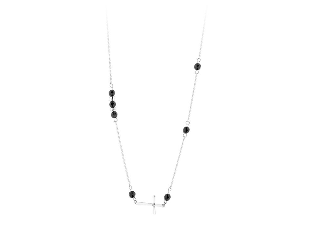 JVD Stříbrný náhrdelník SVLN0186XH2ON45