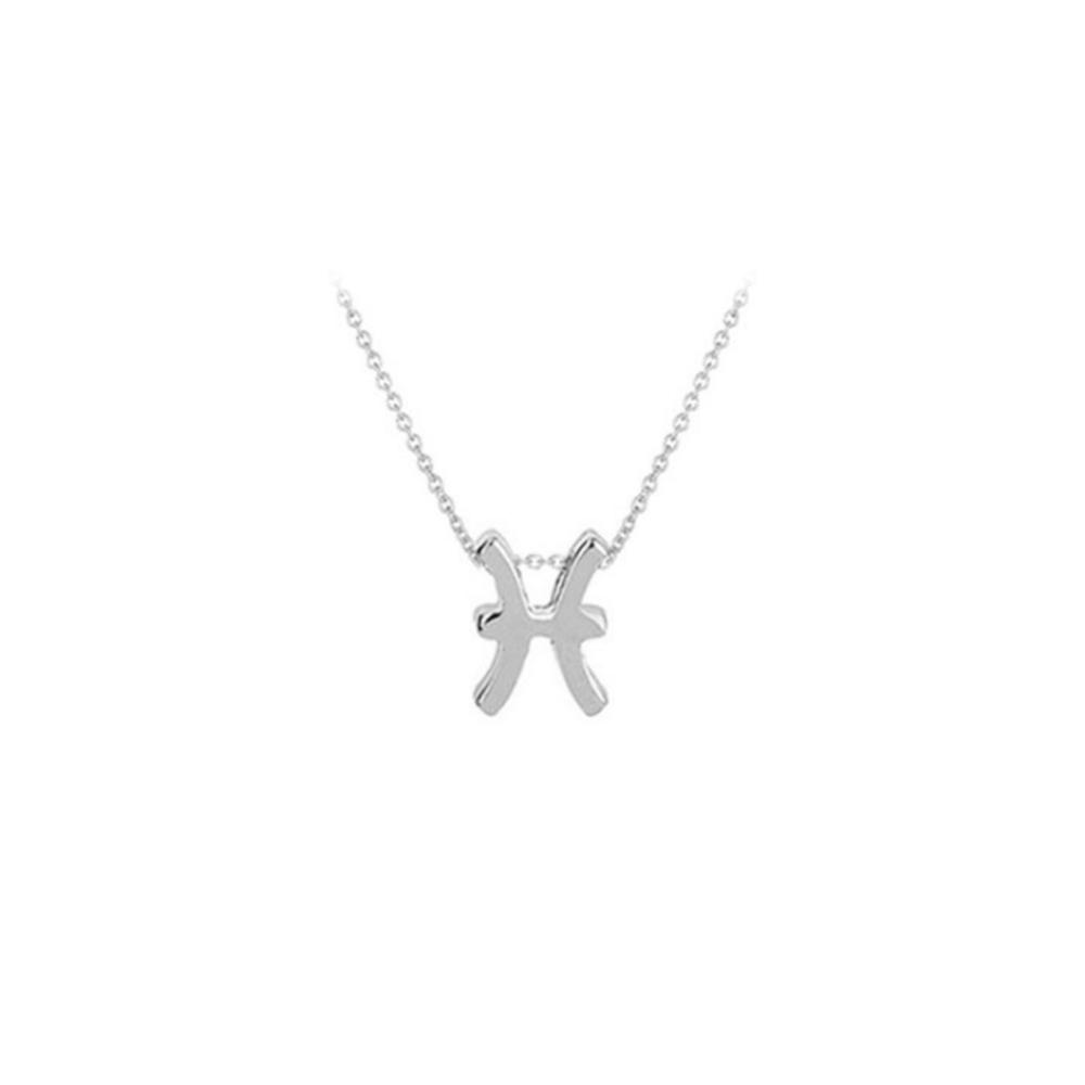 JVD Stříbrný náhrdelník SVLN0195XH200RY RYBY