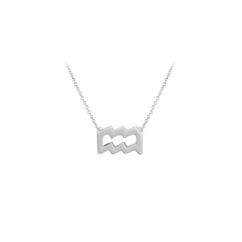 JVD Stříbrný náhrdelník SVLN0195XH200VO VODNÁŘ