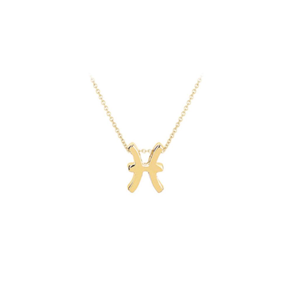 JVD Stříbrný náhrdelník SVLN0195XH2GORY RYBY