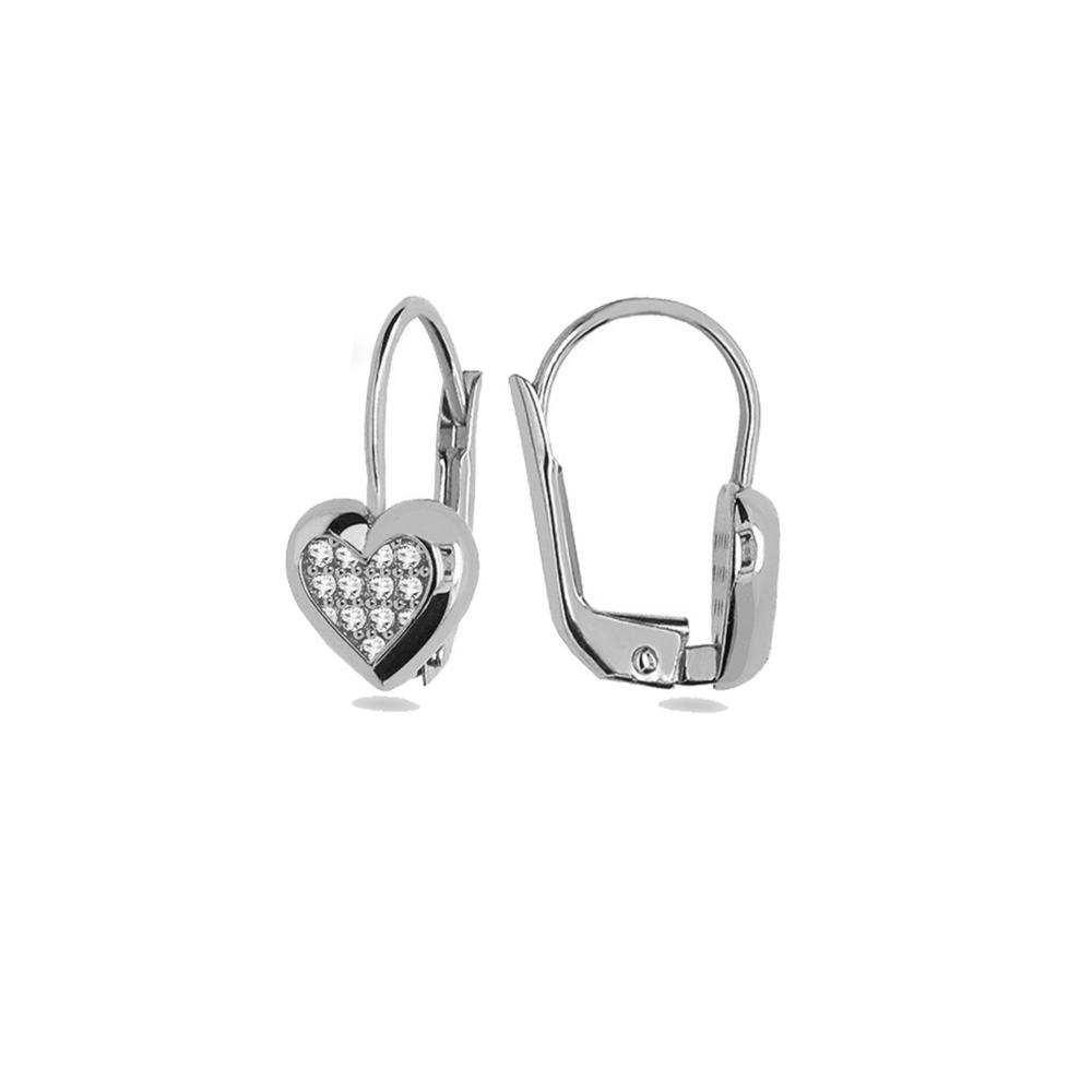 JVD stříbrné Náušnice SVLE0403SH2BI00