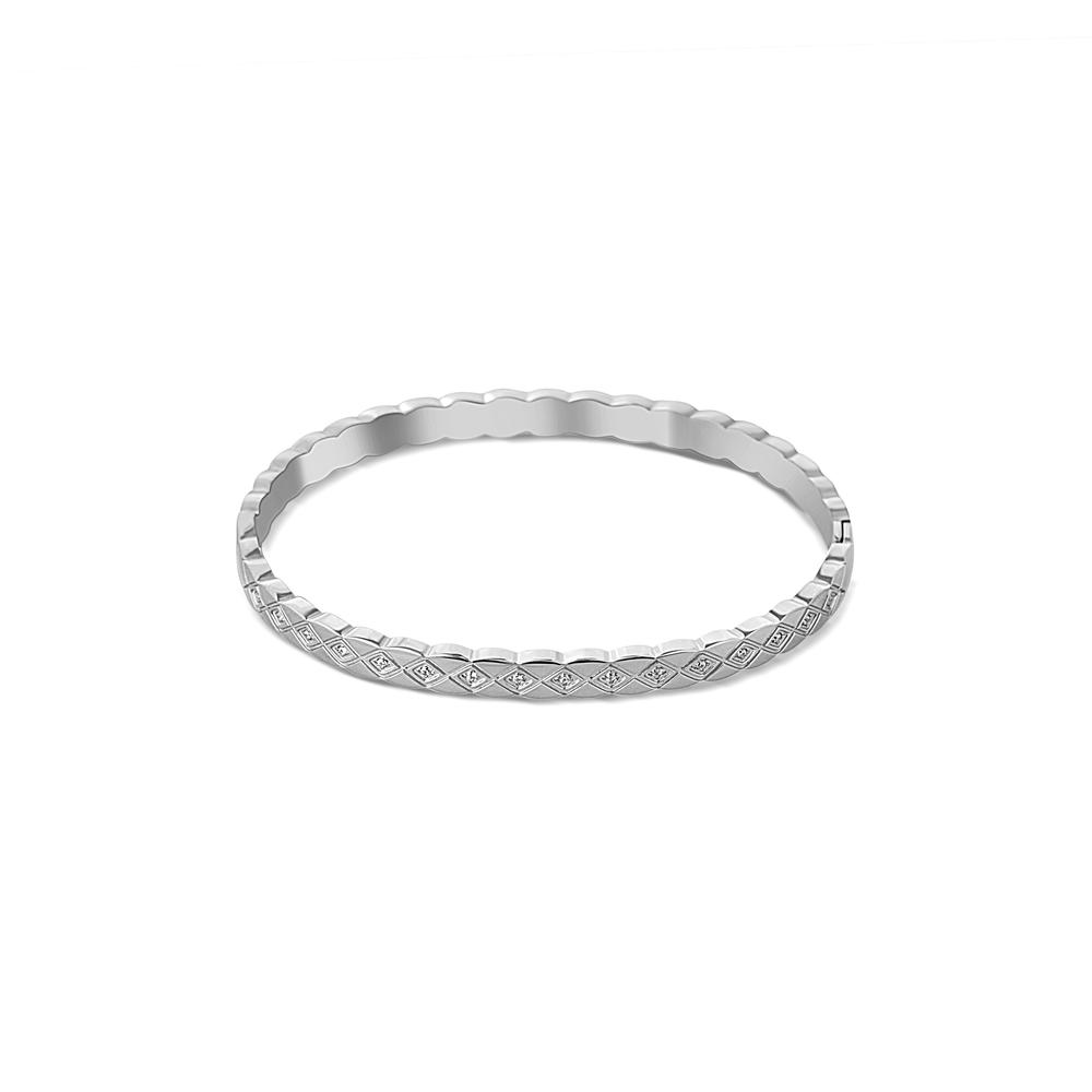 JVD ocelový náramek SSSB0054XI8BI00