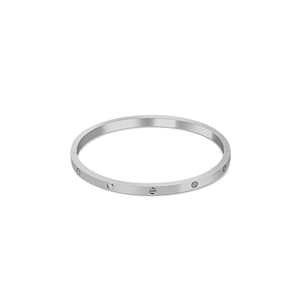 JVD ocelový náramek SSSB0053XI8BI00