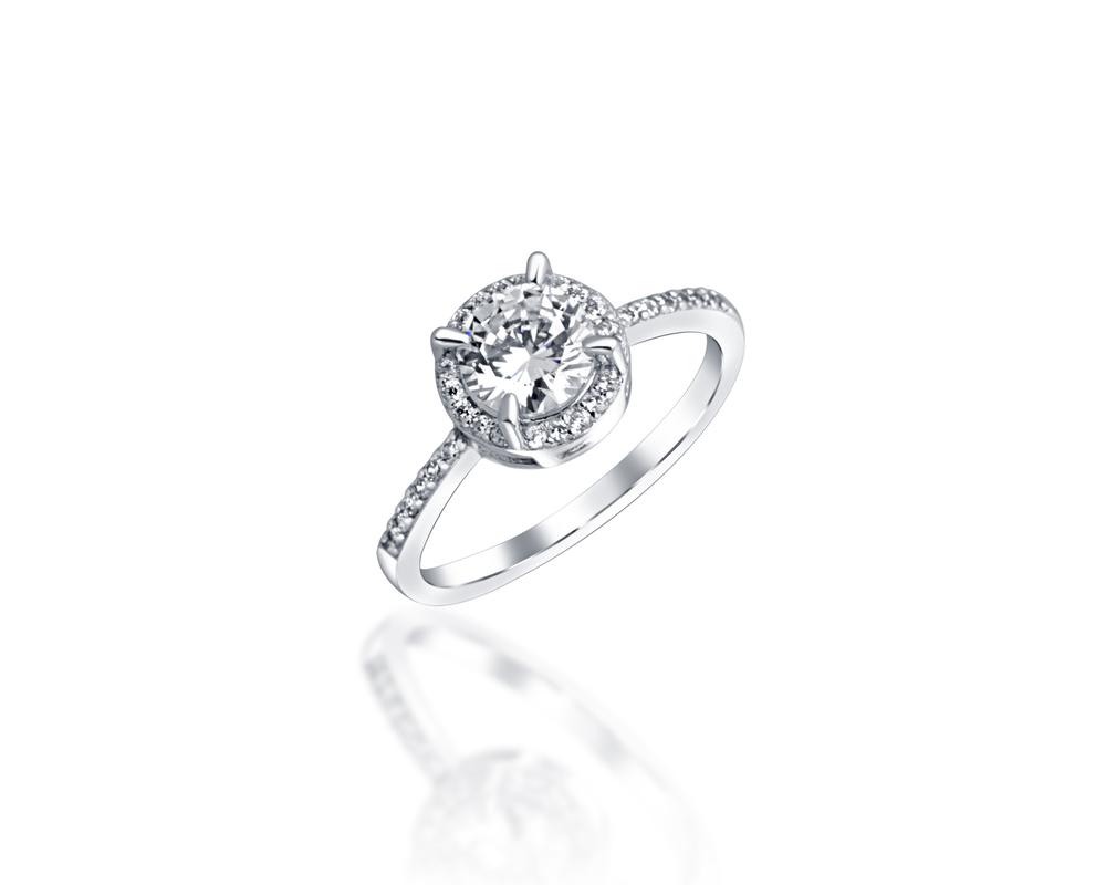 JVD stříbrný prsten 925/1000 SVLR0039XH2BI58