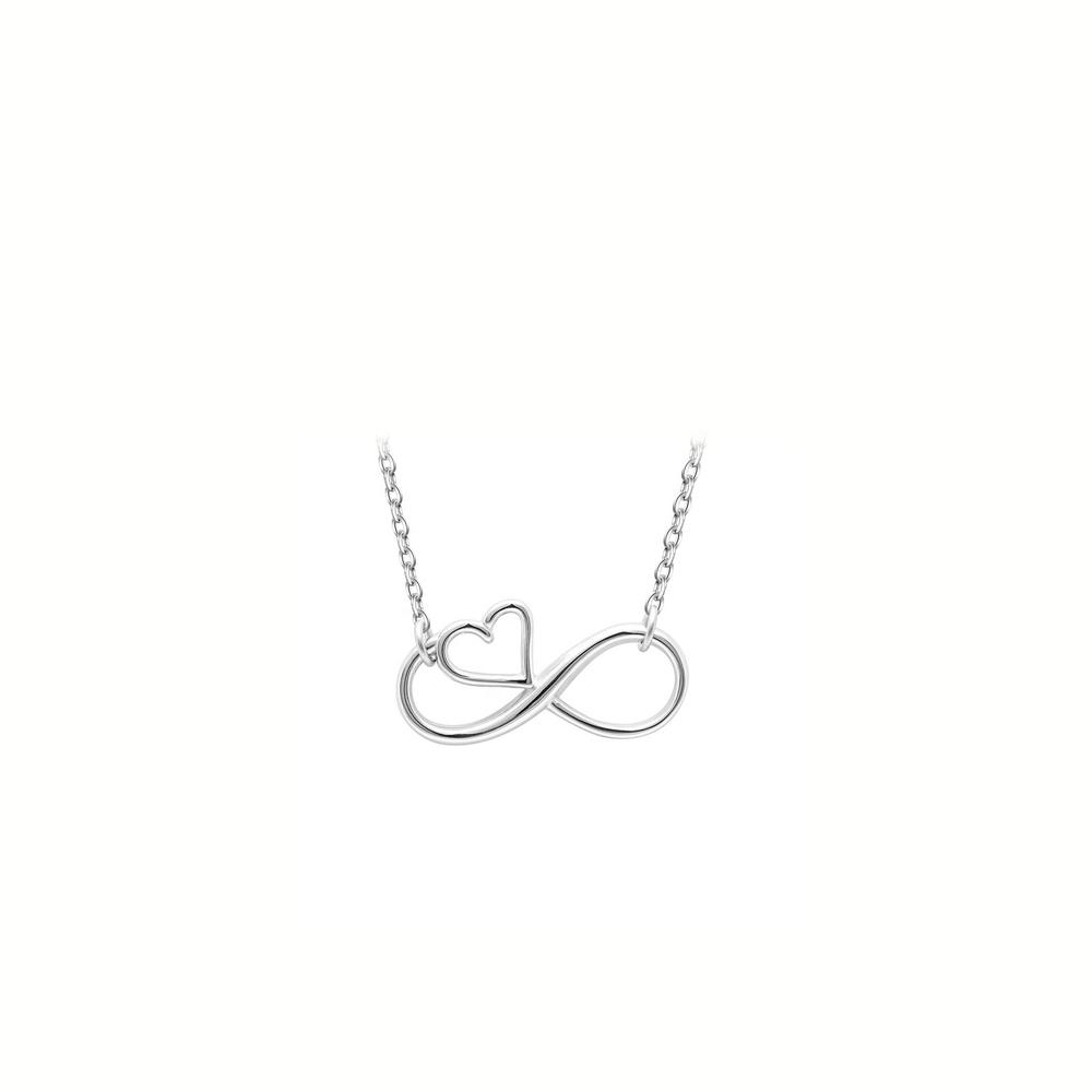JVD Stříbrný náhrdelník SVLN0196XH20045