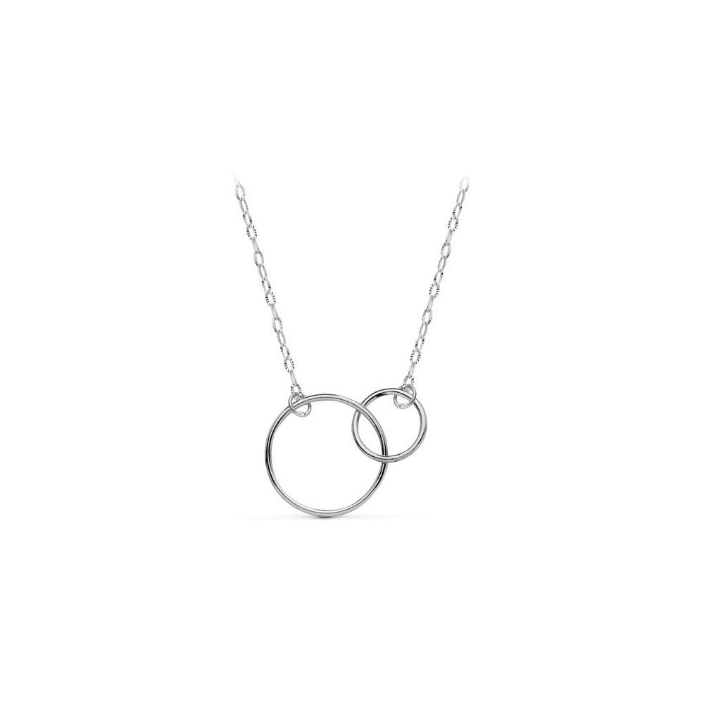 JVD Stříbrný náhrdelník SVLN0197XH20045