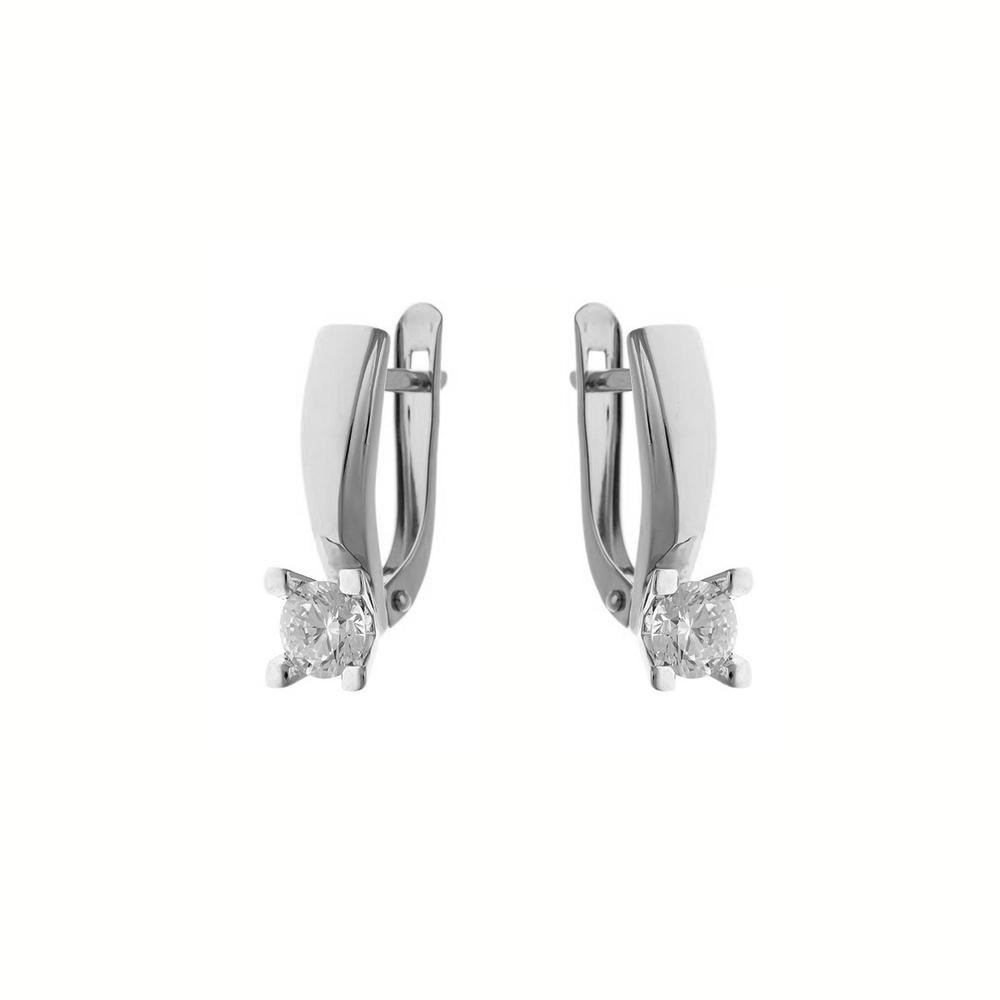 JVD stříbrné náušnice SVLE0990XH2BI00