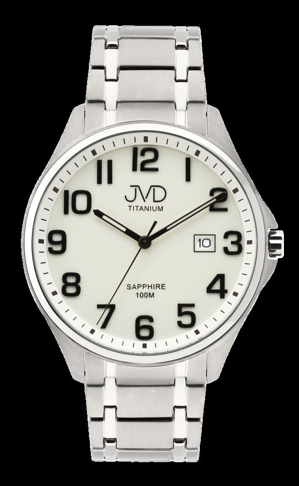 JVD Pánské vodotěsné náramkové hodinky JVD JE2002.1