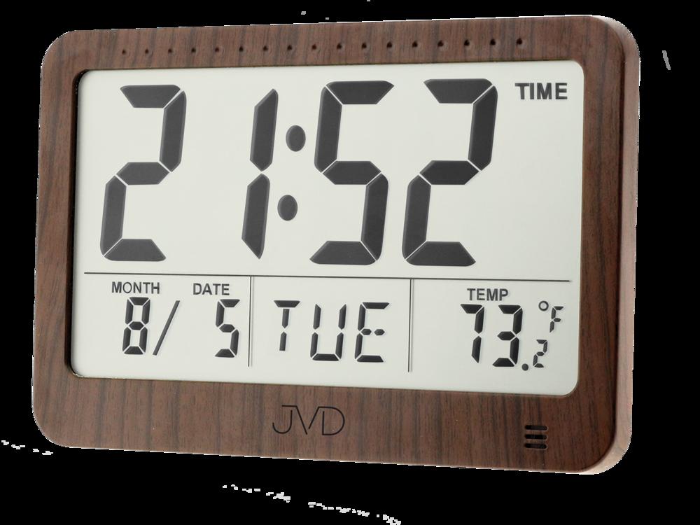 Digitální hodiny JVD DH9711