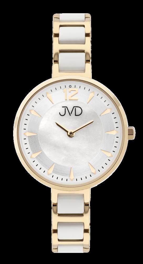 JVD Dámské elegantní náramkové hodinky JVD JZ206.2
