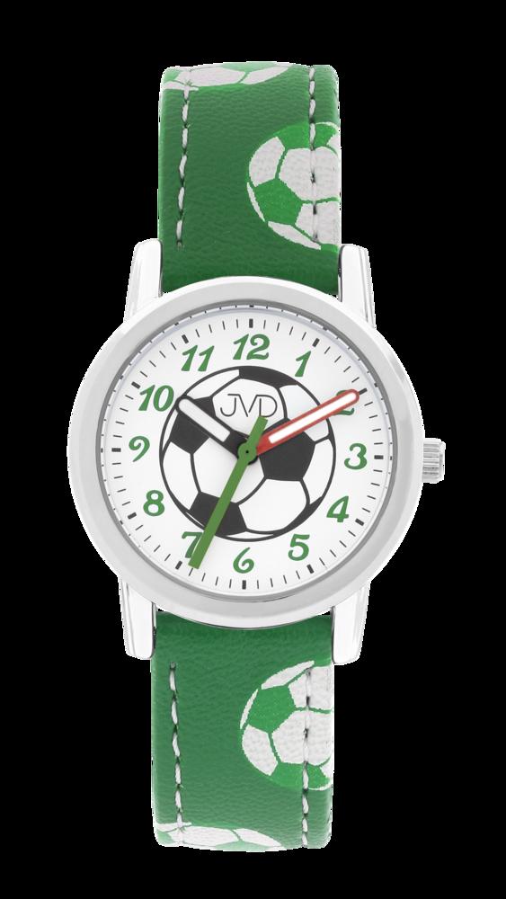 JVD Dětské fotbalové náramkové hodinky JVD J7202.3