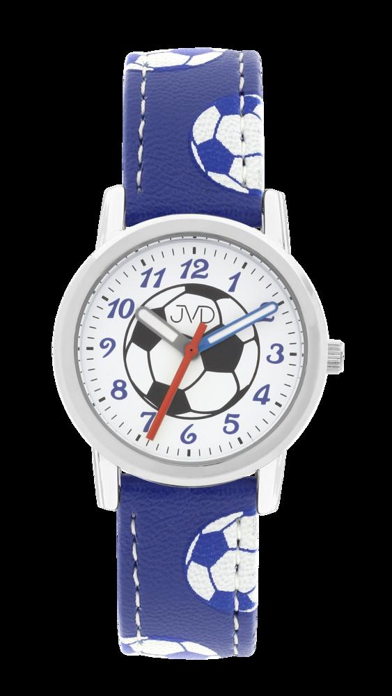 JVD Dětské fotbalové náramkové hodinky JVD J7202.1