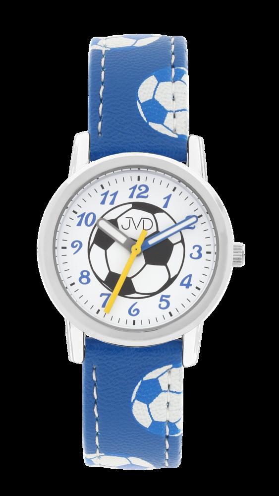 JVD Dětské fotbalové náramkové hodinky JVD J7202.2