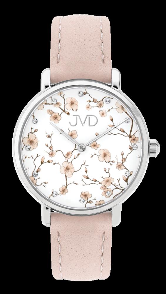 JVD Dámské elegantní náramkové hodinky JVD J4193.3