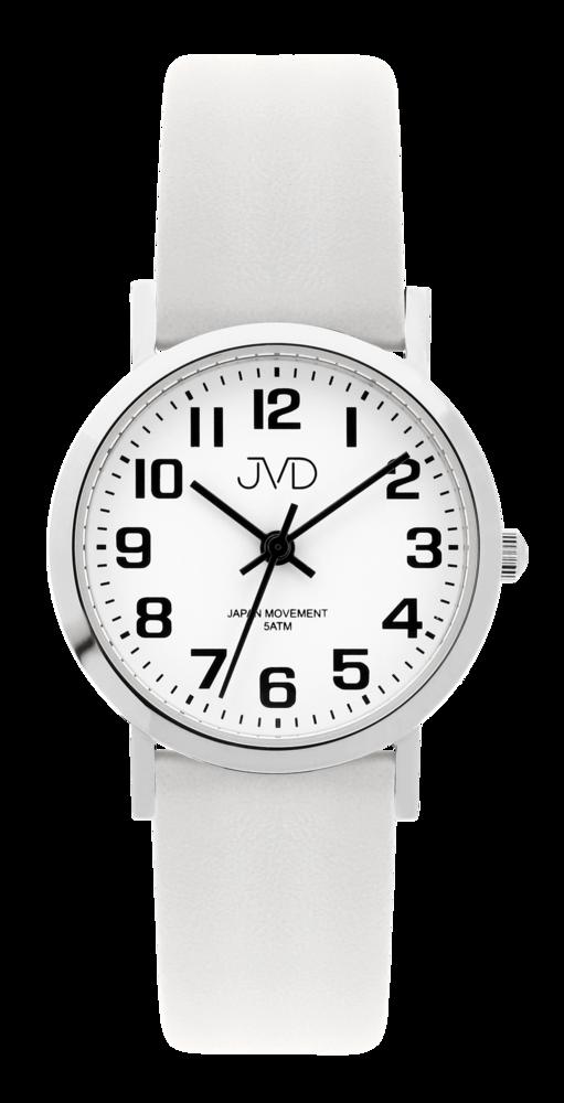 JVD Dámské čitelné přehledné hodinky JVD J4012.3