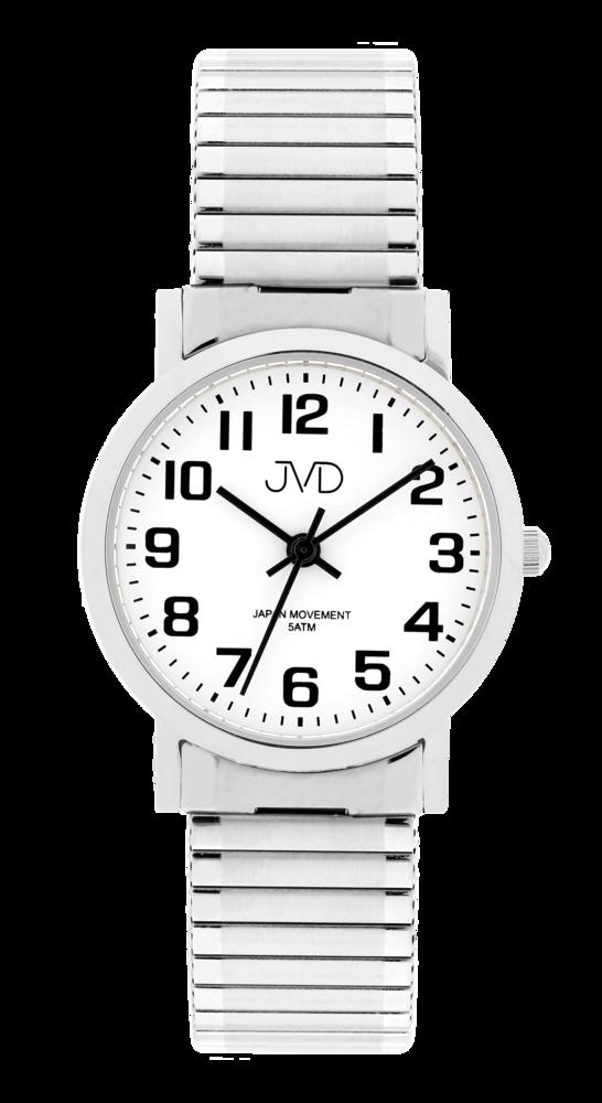 JVD Dámské čitelné přehledné hodinky JVJ 4012.6